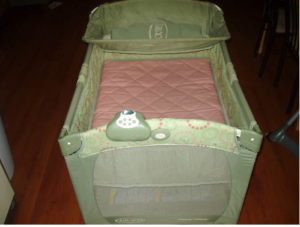 Review Of Graco S Pack N Play Playard Cleverly Changing