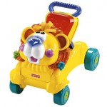 Review: Fisher-Price Go Baby Go: Stride to Ride Lion