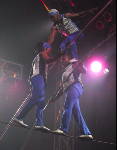 Review: The UniverSoul Circus