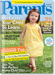 Great Deal! Get 12 issues of Parents Magazine for Only $4, coupon code enclosed