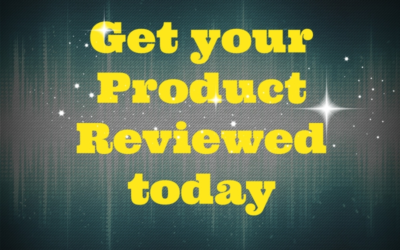 Contact us for great product reviews
