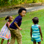 Running With The Wind: A Parents Guide to Having Fun With Their Kids Outside