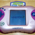 This Christmas I purchased a Leap Frog Leapster 2 for my 4 year old daughter. I wasn't sure of the difference between the original Leapster and the Leapster 2, and as I perused the Leap Frog/VTech aisle, I noticed that there was also a Leap Frog Explorer. They all looked the same to me, but I picked the Leapster 2 because it came in different colors ($50 at Wal-Mart). I only bought the game system, opting to suggest game cartridges as gift ideas for the other would-be-Santas. When she opened it, she seemed really excited and even more so when...