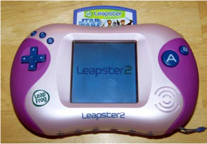 Guest Post Review: Leap Frog Leapster 2 - Cleverly Changing