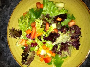 Yummy Vegetarian Salad Recipe