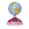 "The Touch N Teach Learning Globe encourages young children between the ages of 3-6 to learn more about Geography and the world we live in. The overviews and information provided is general but will keep your child interested. According to Immanuel Kant ""All our knowledge begins with the senses, proceeds then to the understanding, and ends with reason. There is nothing higher than reason."" While children are young they must learn by stimulating their brain by actively using their senses, as they grow older they then take that information and learn how to make sense of it. By learning how..."