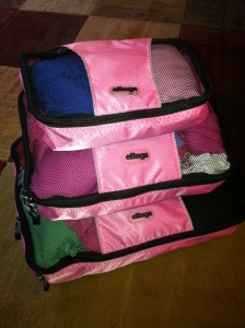 Enter to Win eBags Packing Cubes – Review and Giveaway