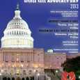 Join us and the Sickle Cell Disease Association of America, Inc. (SCDAA) for National Sickle Cell Advocacy Day 2013 Tuesday, June 25, 2013 at 6:00 PM - Wednesday, June 26, 2013 at 5:00 PM (EDT) in Alexandria, VA Location: Hilton Alexandria Mark Center Hotel 5000 Seminary Road. Alexandria, VA 22311   Sickle Cell Anemia is a health epidemic affecting many families in America, including one of  my daughters. It is a genetic disorder that affects more than more than 80,000 people here in the United States (source). Throughout my life, my family and I will continue to advocate for my daughter and others who are living with Sickle Cell...