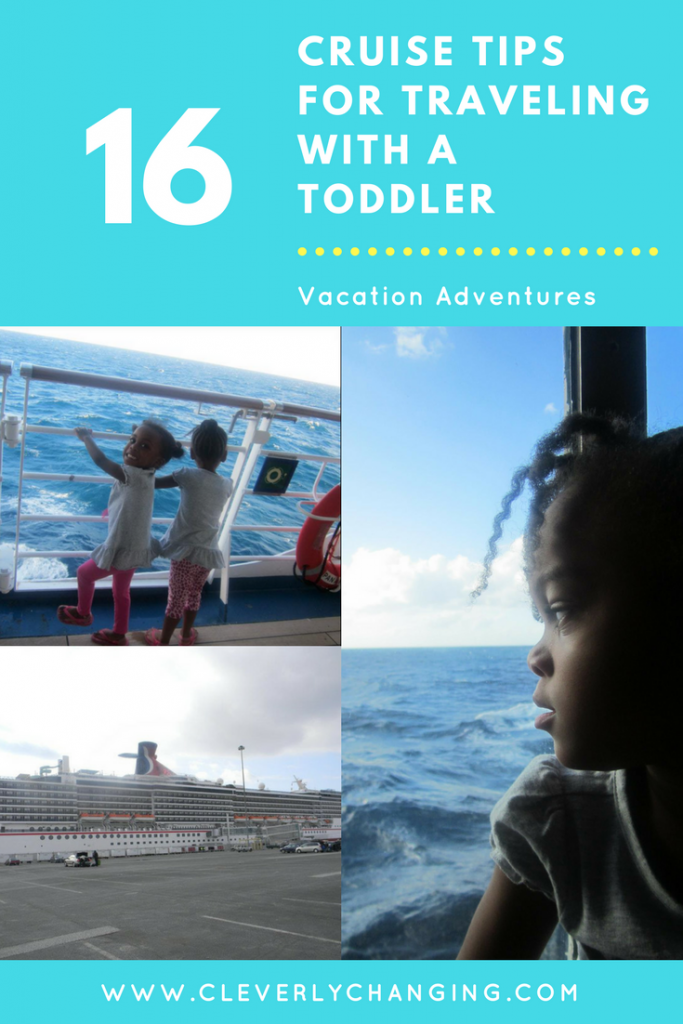 Cruise Tips For Traveling With a Toddler #travel #parenting