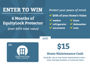 Giveaway: Try EquityLock Protector plan to Protect your Home Appliances