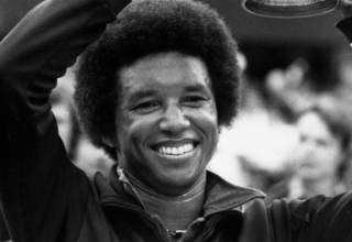 Who Was Arthur Ashe? #BlackHistoryMonth