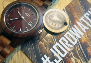 Review JORD Wood Watch #Jordwatch