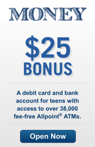 Get $25 when you sign up for a Capital360 Money account