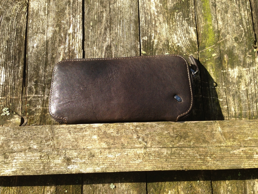 Bellroy - Take Out Wallet in Brown Java Leather