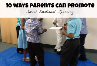How can Home school Parents Promote Social Emotional Learning ?
