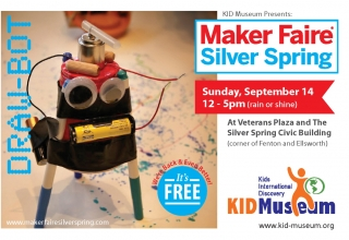 Free Kid-Friendly Event: Maker Faire Silver Spring
