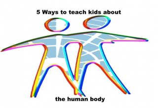 5 Ways to Teach Kids About Their Body