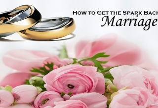 Get the Spark Back in Your Marriage