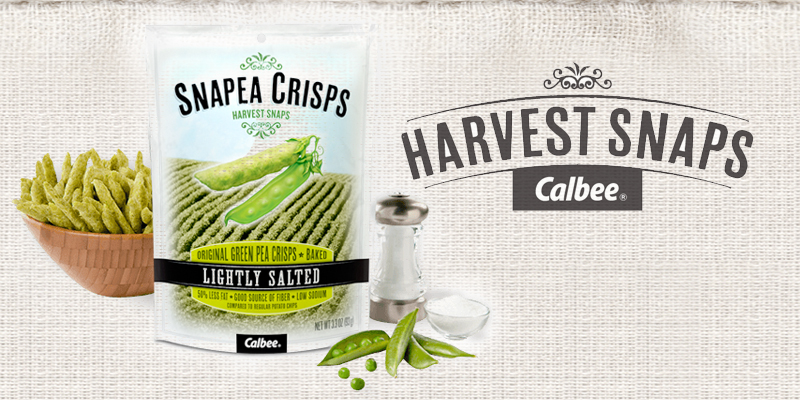 Sponsored Giveaway: Harvest Snaps Review #HarvestSnapsFan
