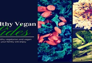 4 Vegan Side Recipes (Broccoli, Tofu, Kale and Carrots)
