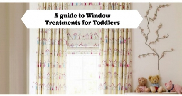 A guide to Window Treatments for Toddlers
