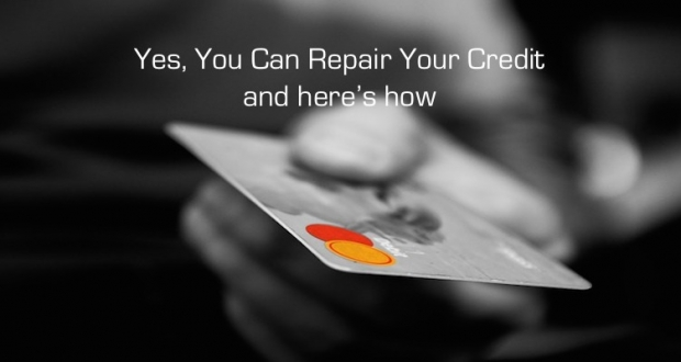 How to repair your credit via @CleverlyChangin #realestate #personalfinance