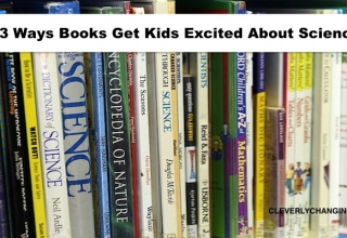 Get Kids Excited About Science, READ!