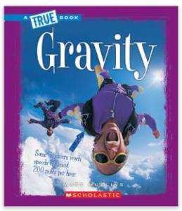 A book about gravity for kids #books #literacy