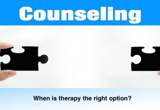 Health Moment: When is Therapy the Right Option?
