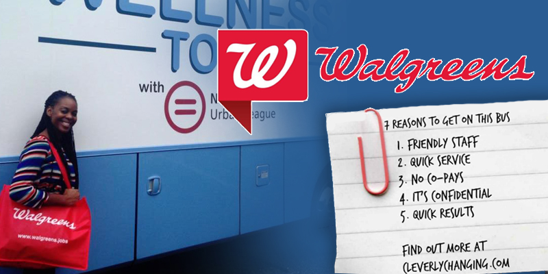 7 reasons to get on the Walgreens #WellnessTour Bus #ad #health #healthychoices