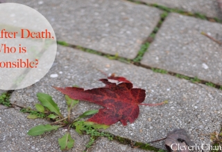 Debt After Death, Who's Responsible? #FinanceFriday