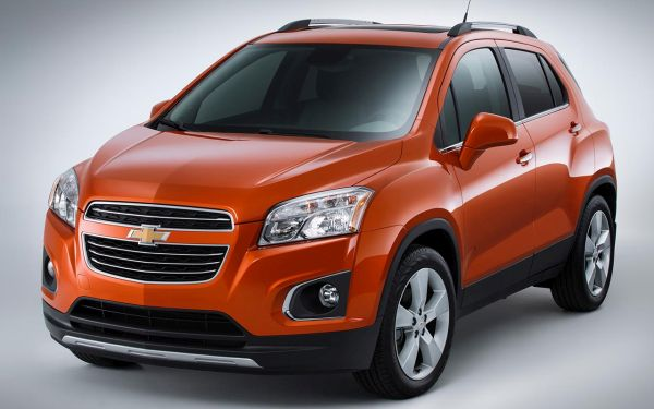 Watch this Review: Chevy Trax a Compact SUV for Families #ChevyWas