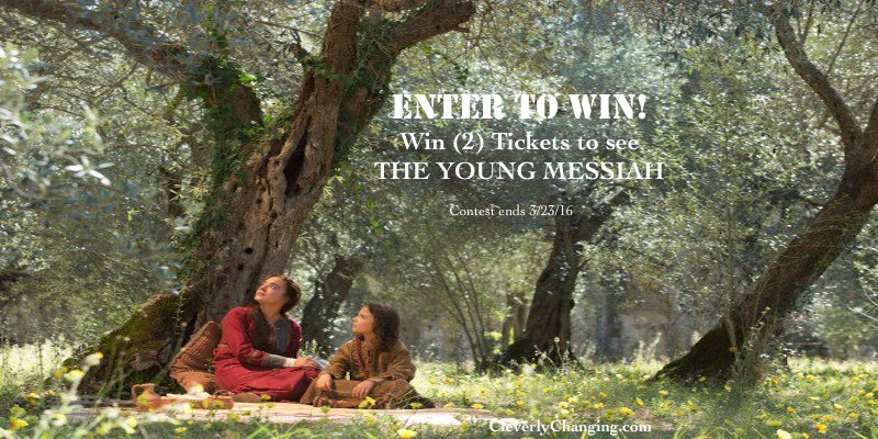 The Young Messiah movie #Ticket #Giveaway