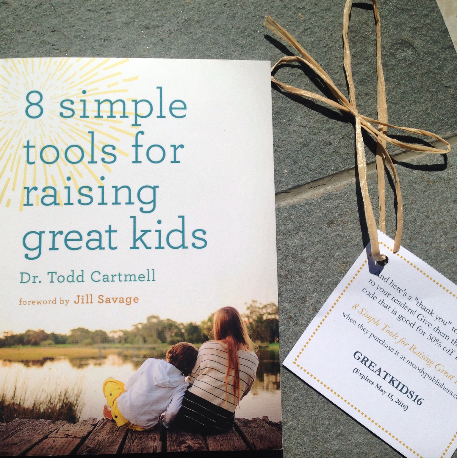 8 Simple Tools for Raising Great Kids by Dr Todd Cartmell