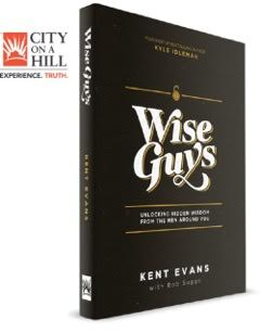 Wise Guys by Kent Evans