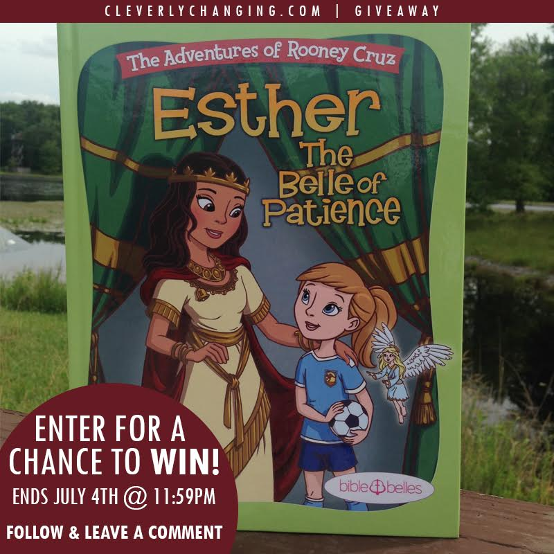 Esther The Belle Of Patience by Erin Weidemann giveaway
