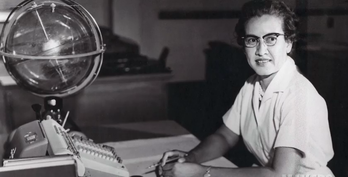 Katherine Johnson Mathematician for NASA
