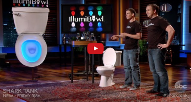 illumibowl As Seen On Shark Tank