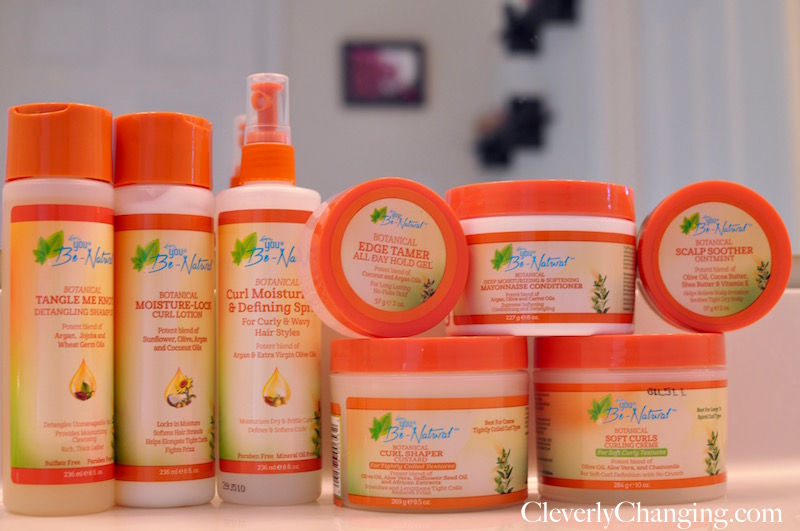 Nubian Natural Hair Products