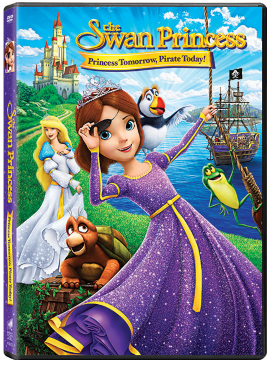 The Swan Princess New Release on Sept 6 2016