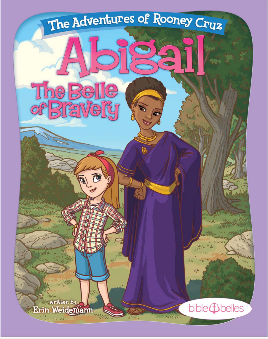 Review of Abigail: The Belle of Bravery