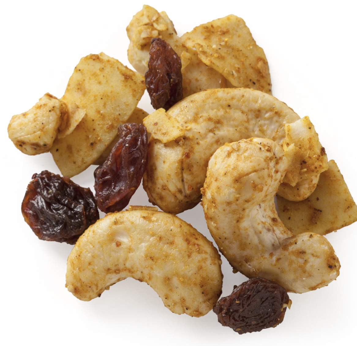 Review Gorilly Goods' Sweet Curry Cashews