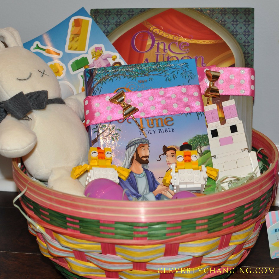 No Candy Easter Basket-CC
