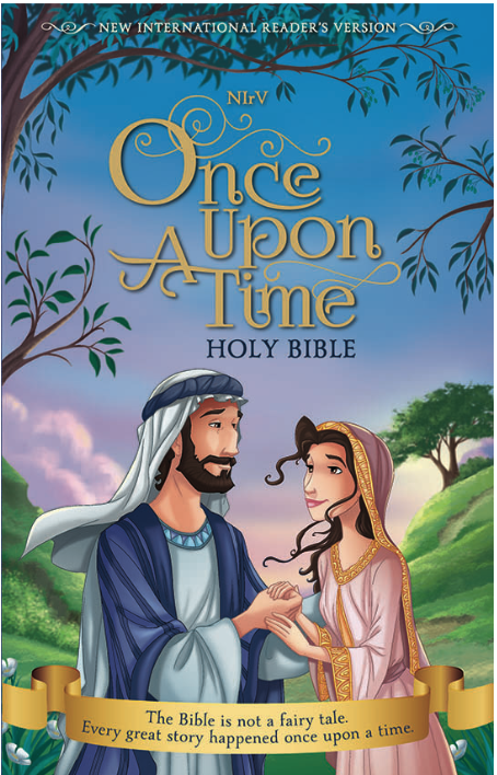 Once Upon A Time Bible by Zondervan Kids