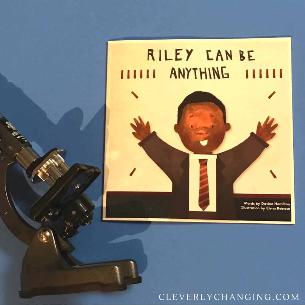 Riley Can Be Anything Blogger Review