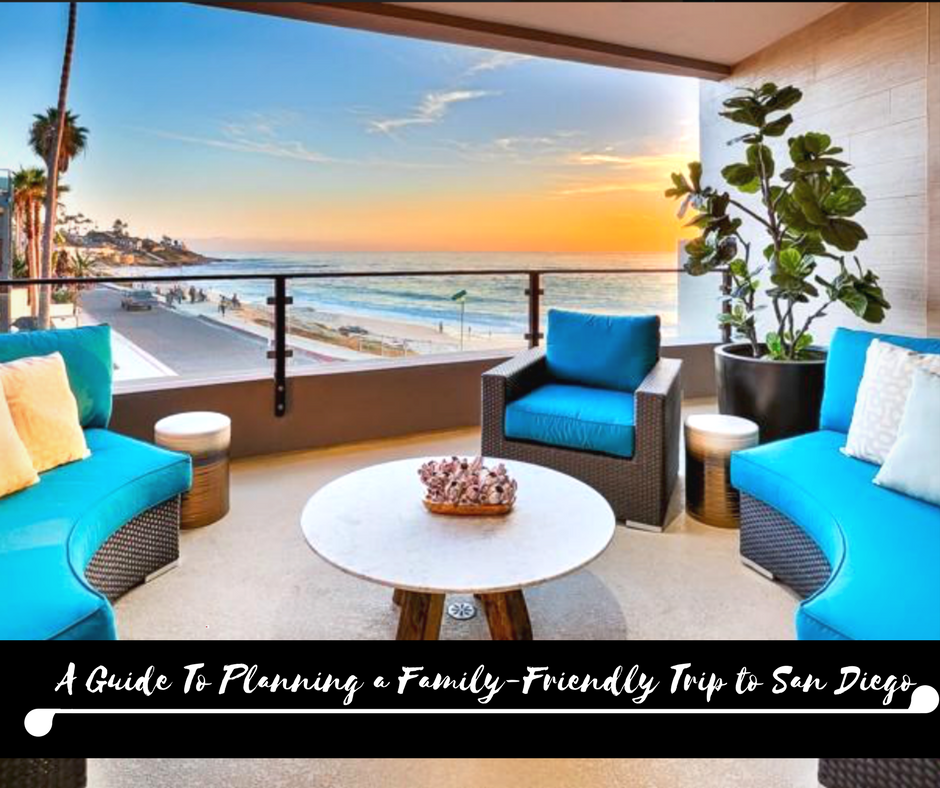 Luxury Serenity By The Seashore stay in San Diego, CA