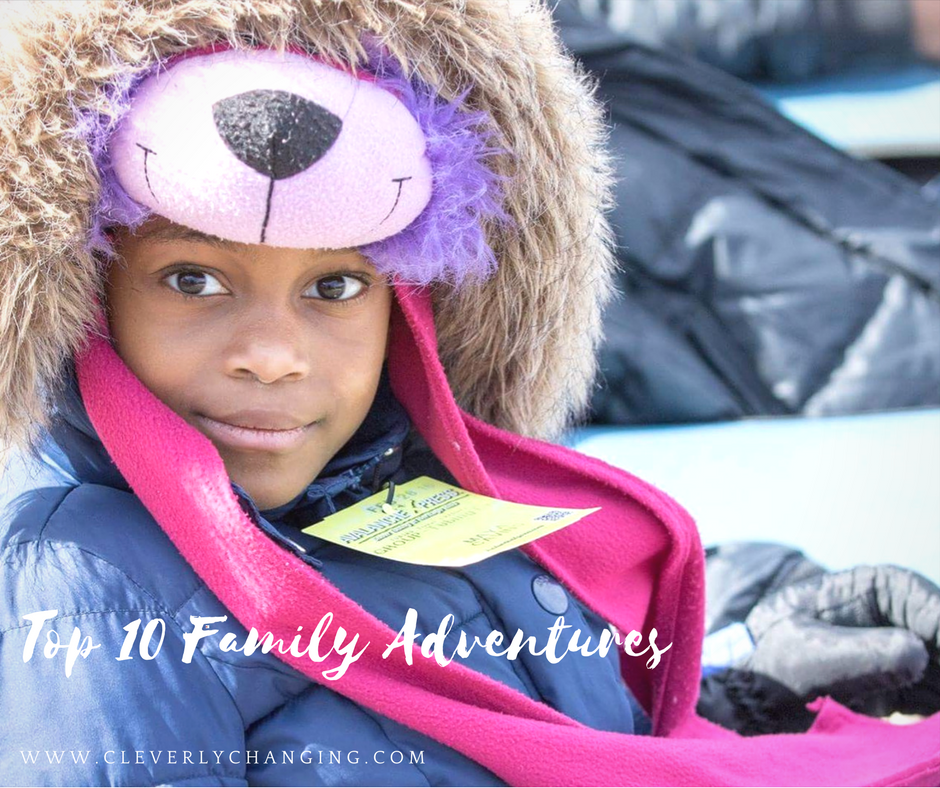 Girl at Avalanche Express: Top 10 Family Homeschool Adventures