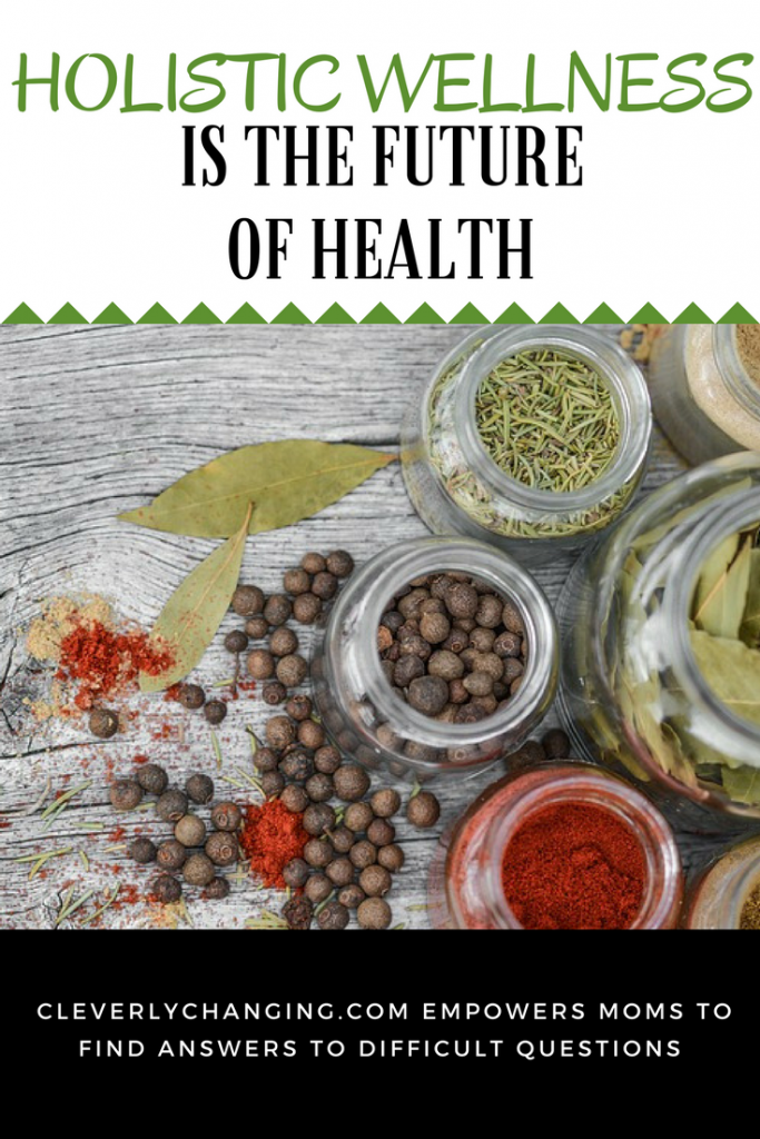 HOLISTIC WELLNESS Is the past and future of #health #healthyliving #healthandwellness