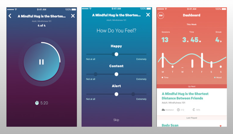 app-smiling-mind-2: 5 Best Android Apps to improve your physical and mental well being