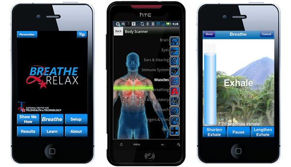 breathe2relax_app: 5 Best Android Apps to improve your physical and mental well being